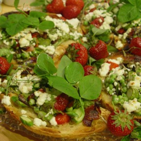 Spring Harvest Bruschetta Recipe