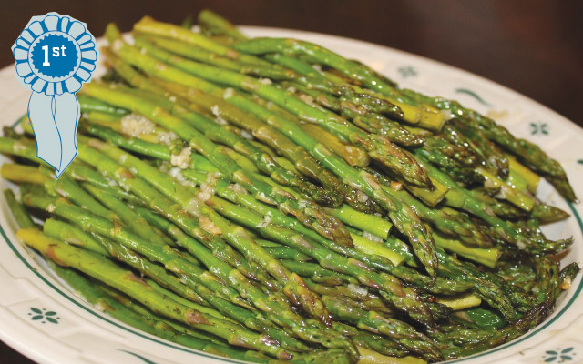 how to prepare asparagus for winter in ontario