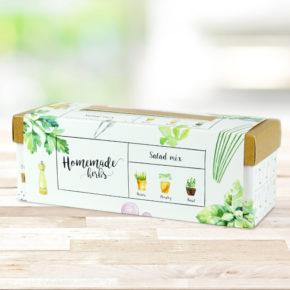 Salad Mix Herb Kit